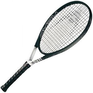 HEAD Ti.S6 Tennis Racquet - 4 1 4