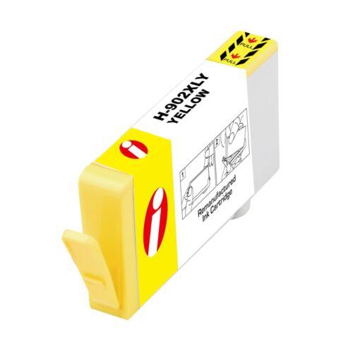 4pk Compatible 902XL 902 XL Ink Cartridge For Officejet Pro 6960 6968 6970 6975