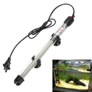 Fish & Aquariums Riscaldamento Regolabile Sommergibile Pesci D'acquario Serbatoio Acqua Products Hot Sale