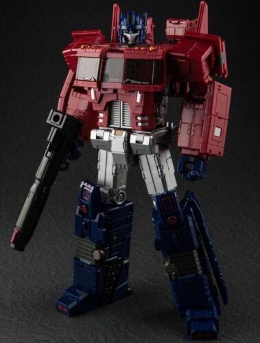 New Zeta toys Transformers ZETA-EX01 IDW Optimus Prime Figure In Stock