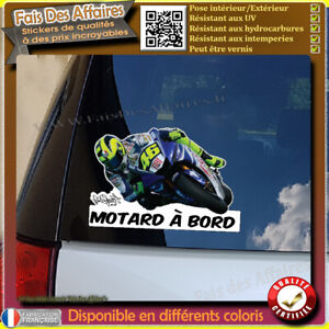 Stickers-Autocollant-motard-a-bord-valentino-rossi-decal-signature-moto-46