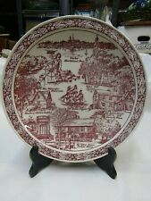 Salem Mass. Collector's Plate Old Witch House Old Salem Clipper + More