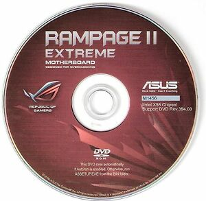 RAMPAGE III EXTREME Driver & Tools