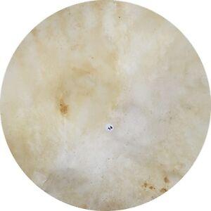 banjo snare marching dejembe bodhran frame hand drum 24 round natural skin head ebay. Black Bedroom Furniture Sets. Home Design Ideas