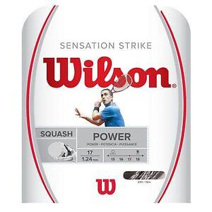 Wilson-Sensation-Strike-Nylon-Fibres-Squash-String-with-1-24mm-Gauge-10m-Set
