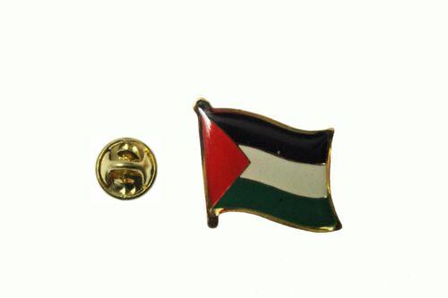 PALESTINE Country Flag Metal lapel PIN BADGE ..NEW