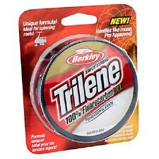 Berkley Professional Grade Trilene 100% Fluorocarbon XL Line 6lb 200yds Clear