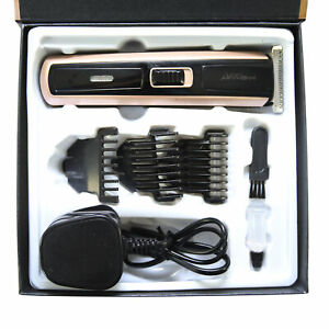 Cordless-Beard-Trimmer-Mens-Body-Hair-Trimmer-Clipper-Electric-Shaver-Cutting