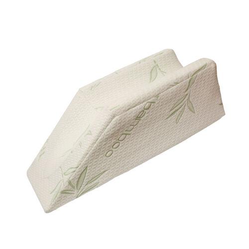 Leg Rest Pillow Foam Wedge Pillow MonMedPost Surgery Leg Elevation Pillow