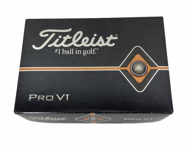 Titleist Pro V1 2019 Golf Balls - 1 Dozen