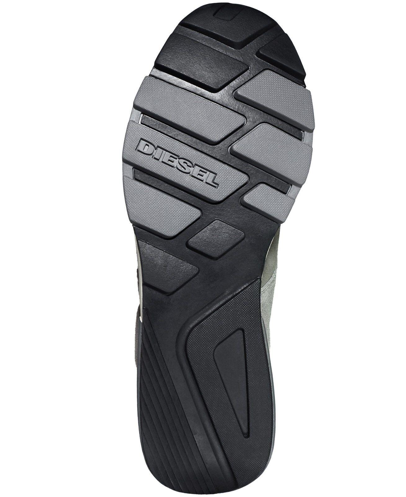 Diesel Ginnastica Deep Escape SG Low Scarpe da Ginnastica Diesel Size 10.5 in Gunmetal/Steel Grigio 009cd2
