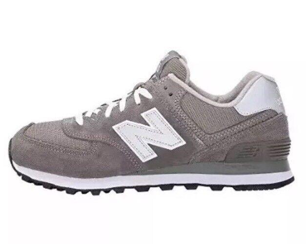 New Balance 574 Classics Sneakers Grey Men Sz 8.5 D 1005