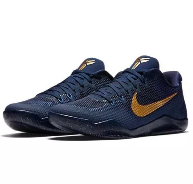 huge discount 4a580 2bef8 Nike Kobe 11 XI Philippines 12 Midnight Navy Gold Olympic HTM FTB ASG  836183-447