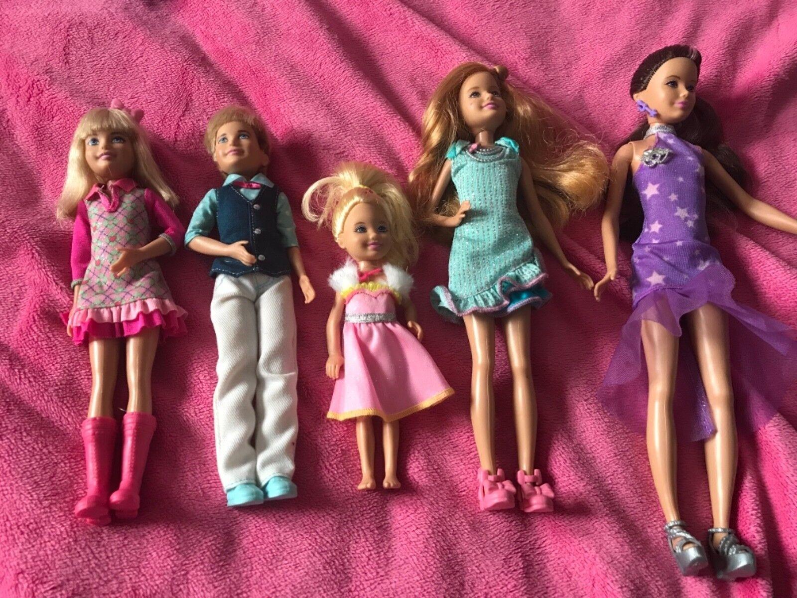 Barbie A pony Tale bundle of dolls VHTF  Excellent condition