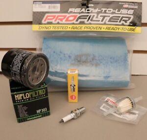 [WLLP_2054]   Yamaha Rhino 450 Tune Up Spark Plug Oil & Fuel Filter Air Filter YXR450  06/09 | eBay | Rhino 450 Fuel Filter |  | eBay
