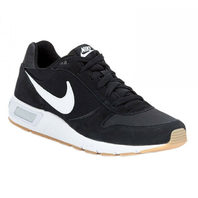 fe2a4f5c9 Nike Nightgazer Black Mens Trainers Shoes 644402-006 Top US 10 for ...