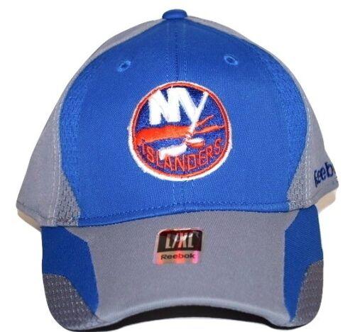 New York Islanders Reebok Center Ice NHL Hockey Cap Hat S//M /& L//XL