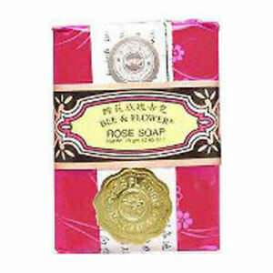 Bar-SOAP-Rose-2-65-oz-by-BEE-amp-FLOWER-SOAP