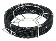Steel Dragon Tools 62270 C8 Drain Cleaner Snake Cable 58x 66 Fits Ridgid K50