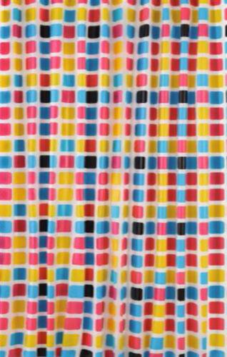 Badewannenvorhang Kunststoff /& Textil Viel Auswahl 200 x 180 Duschvorhang