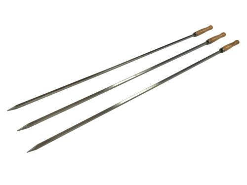 Replacement Cypriot Charcoal BBQ Rotisserie Skewers