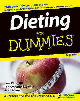 1 of 1 - Dieting For Dummies�-ExLibrary