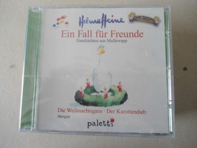 XXXX Helme Heine , Die Weihnachtsgans / Der Karottendieb , CD , NEU