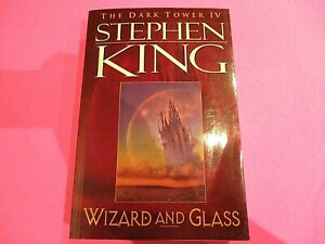 Stephen-King-The-Dark-Tower-IV-Wizard-And-Glass-First-Edit-1st-Print-Paperback