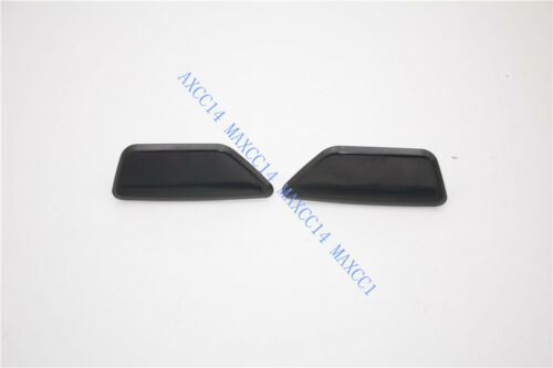 A PAIR Front Headlight Washer Cover Cap For Subaru XV 2012-2014
