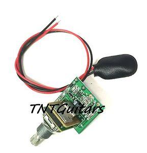 Guitar Parts Electronics ACTIVE CIRCUIT 20dB Clean Boost ONBOARD ARTEC QTB