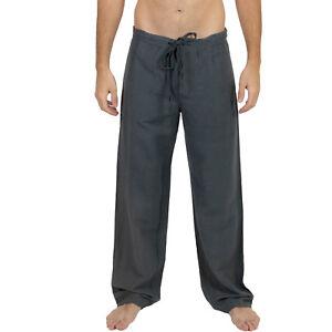 Men-039-s-Hemp-Blend-Everyday-Casual-Lounge-Pants-21107