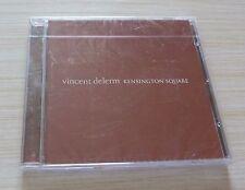 CD ALBUM KENSINGTON SQUARE VINCENT DELERM 10 TITRES 2004 NEUF SOUS CELLO