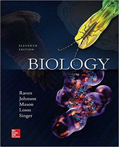 Biology by peter h raven george b johnson kenneth a mason biology by peter h raven george b johnson kenneth a mason jonathan losos and susan singer 2016 hardcover ebay fandeluxe Choice Image