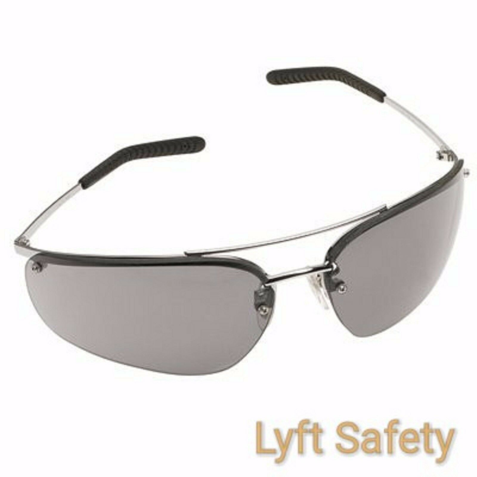 3M Metaliks Safety Glasses Eye Predection Anti-Fog Tint 15171-10000-20 3-Pair