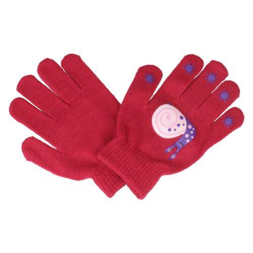 Girls RJM Character Magic Gripper Gloves GL108