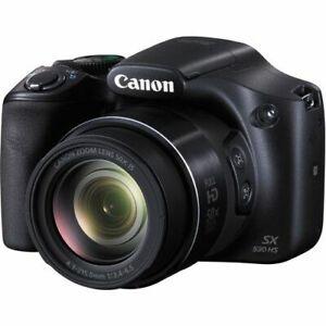 Canon-PowerShot-SX530-HS-16-0MP-Digital-Camera-Black