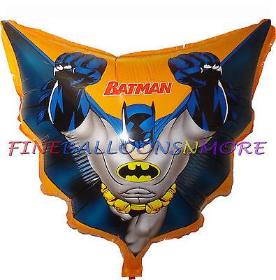 3X BATMAN IN THE FLIGHT BALLOONS DAKR KNIGHT RISES BIRTHDAY PARTY SUPPLIES