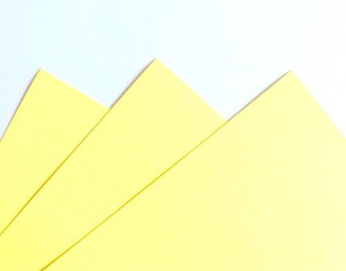 20 X Hojas 240gm A4 Tarjeta De Color Elección De Colores A4 240 g De Alta Calidad