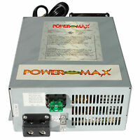 Power Max Rv Converter Battery Charger Pm3-45 Amp 120 V Ac To 12 Volt Dc Supply