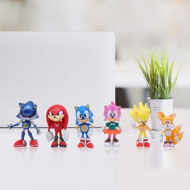 Joyride Sonic The Hedgehog Gamepro Action Figure For Sale Online Ebay