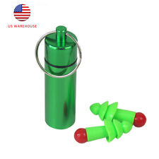 Tourbon Ear Plugs Hearing Protector Noise Reducer Shooting Sleeping With Carrycase