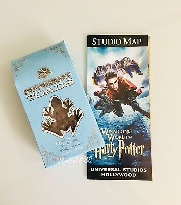 Peppermint Toads Pin NEW Universal Wizarding World of Harry Potter