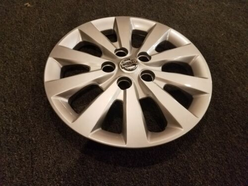 """1 Brand New 2013 2014 2015 2016 2017 Leaf Sentra 16/"""" Hubcap Wheel Cover 53089"""