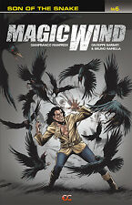 Magic Wind Vol. 6: Son of the Snake (2015 Paperback), GN, Manfredi, Barbati