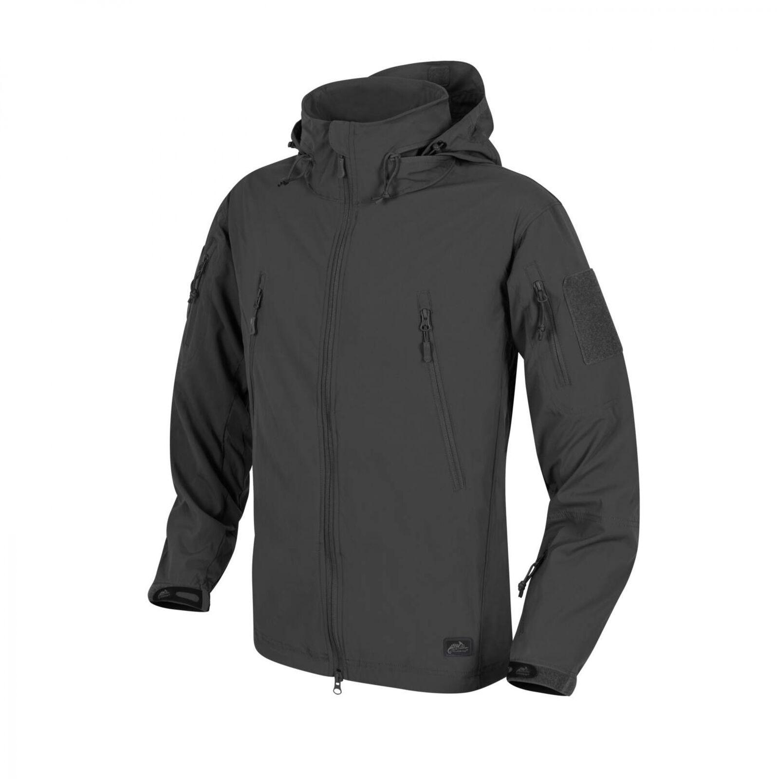 HELIKON-Tex Trooper leves función chaqueta Softshell-stormstretch ® - negro