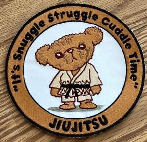 Jiujitsu-Gi-Snuggle-Struggle-Cuddle-Time-Patch-for-BJJ-MMA-Taekwondo-Judo-6-034