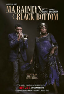 Ma-Rainey-039-s-Black-Bottom-2020-DVD-NEW-FREE-SHIPPING-WITH-TRACKING