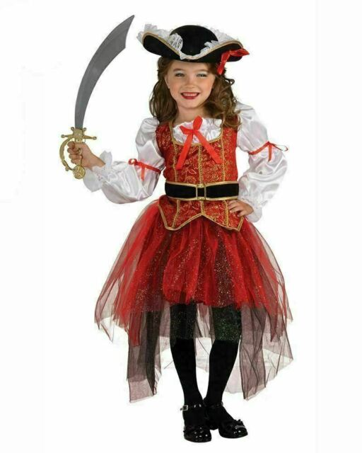 Princess of the Seas Pirate Costume for Kids