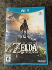 The Legend of Zelda: Breath of the Wild for Nintendo Wii U (Please Read)non work
