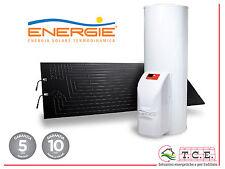 Kit SOLARE TERMODINAMICO ENERGIE  mod. Eco 200 esm per acqua calda sanitaria